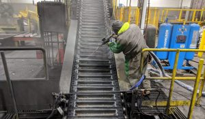 Industrial Cleaning Services in Dallas, Ft. Worth, Houston, & Austin